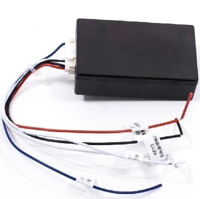 Кнопки управления магнитолой на руль AVS10WK (#02) для Volkswagen Polo 2009+