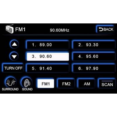 Штатное головное устройство Flyaudio для HONDA ACCORD, HONDA SPIRIOR и ACURA TS