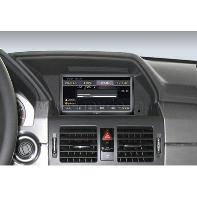 Штатное головное устройство MyDean 7153 для Mercedes GLK.