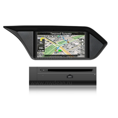 Штатное головное устройство MyDean 7161 для Mercedes E-class (2012-) (NTG 4.5).