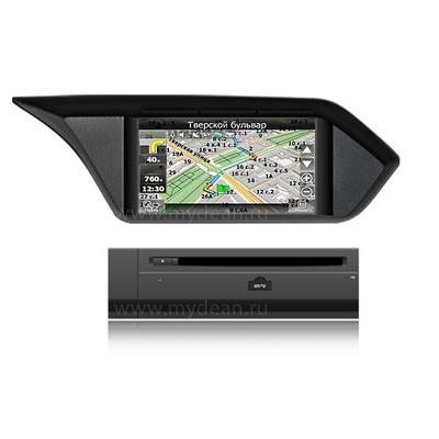 Штатное головное устройство MyDean 7160 для Mercedes E-class (2009 - 2012)