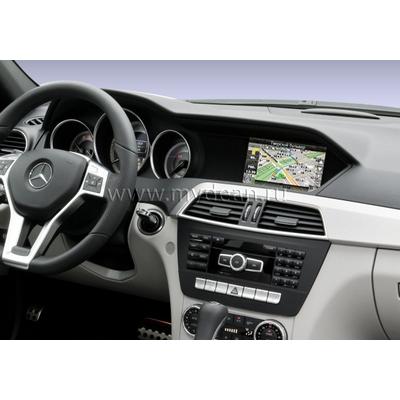 Штатное головное устройство MyDean 7162 для Mercedes C-class (2011-) (NTG 4.5).