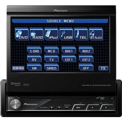 Pioneer AVH-P5100DVD