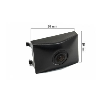 Камера переднего вида CCD для Audi Q7