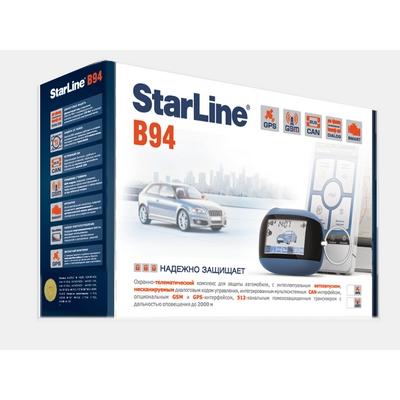 Автосигнализация StarLine B94.