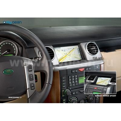 Штатное головное устройство MyDean с GPRS-модемом для Land Rover Discovery3.