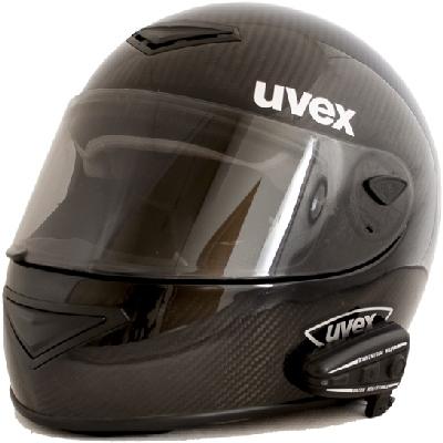 Мотогарнитура Bluetooth 3.0 на шлем DRC02BT