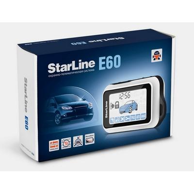 Автосигнализация StarLine E60.