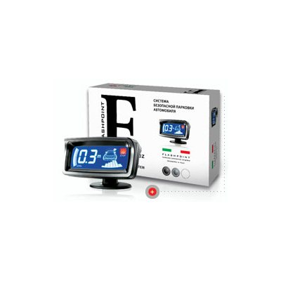 Парковочный радар FlashPoint FP-800Z silver