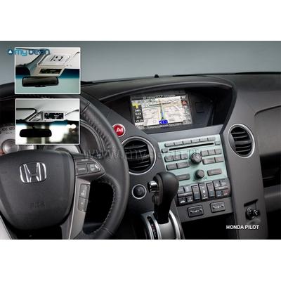 Штатное головное устройство MyDean с GPRS-модемом для Honda Pilot.