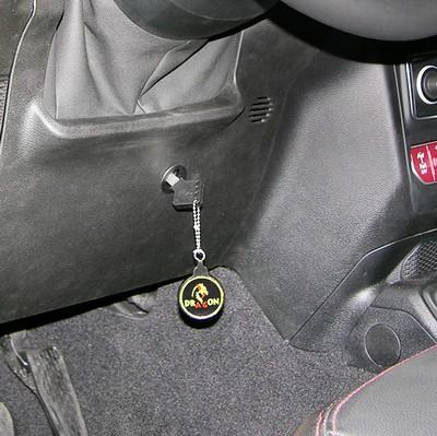 Беcштыревой блокиратор рулевого вала Dragon для Jeep Wrangler IV (JL) (2017-)