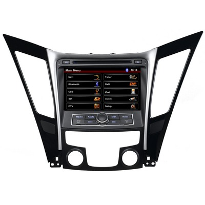 Штатное головное устройство  Carsys CWN-8703 ля Hyundai Sonata (2011-2012)