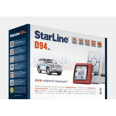 Автосигнализация StarLine D94 GSM/GPS.