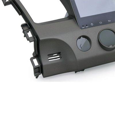 Штатная магнитола UNISON для HONDA CIVIC 4D 2006-2011 на Android 6.0